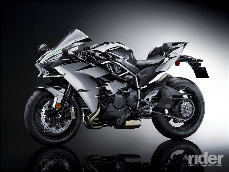 Kawasaki Ninja H Carbon