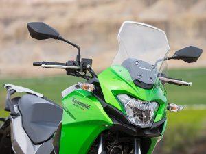 2017 Kawasaki Versys-X 300 windsreen