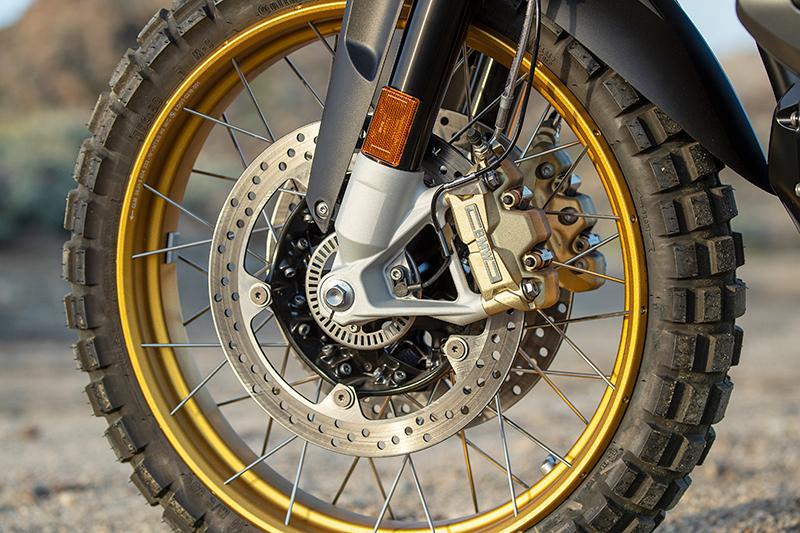 2019 R 1250 GS R1250GS wheel