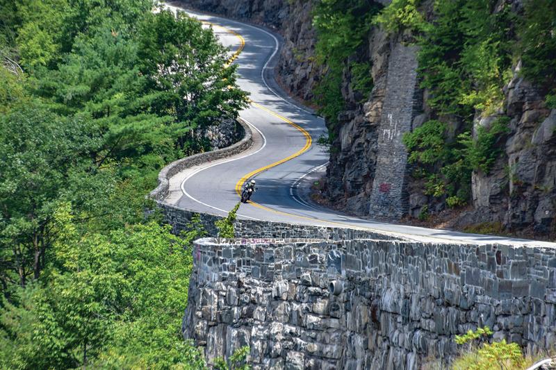 Pennsylvania motorcycle ride