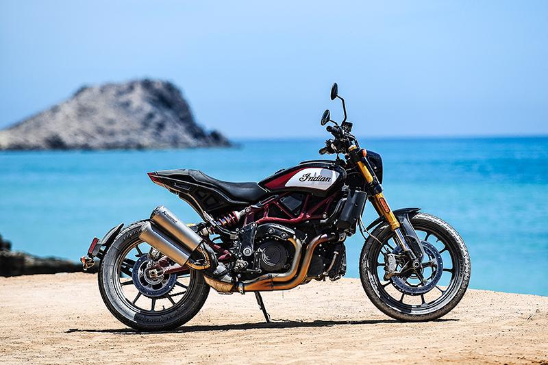 2019 Indian FTR 1200 FTR1200