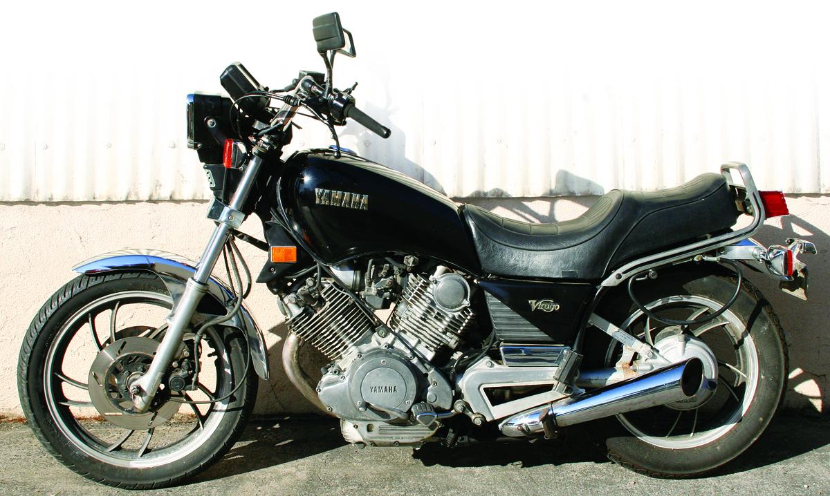 Retrospectove yamaha xv920 virago 1982 1983 rider magazine for Yamaha midnight virago 750