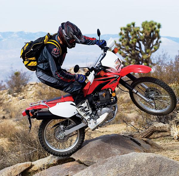2008 Honda CRF230L Road Test | Rider Magazine