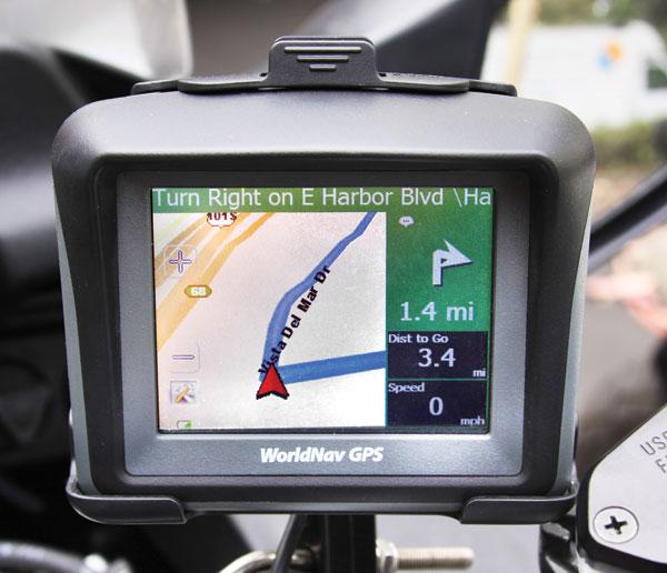 TeleType WorldNav 3500 GPS