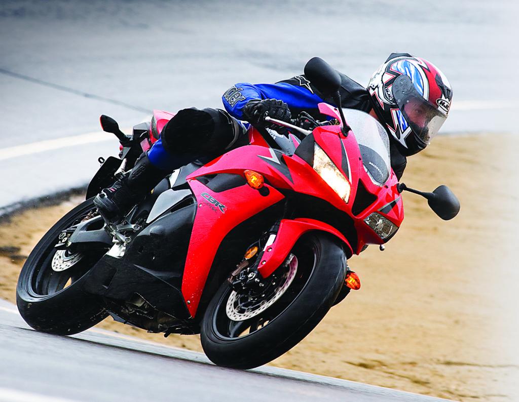 2009 Honda Cbr600rr Abs Road Test Rider Magazine Reviews Turn Signal Wiring Diagram C