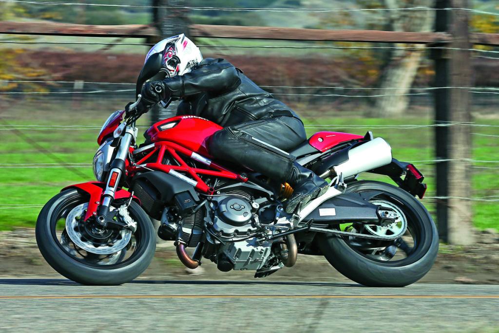 2013 Ducati Monster 696 ABS