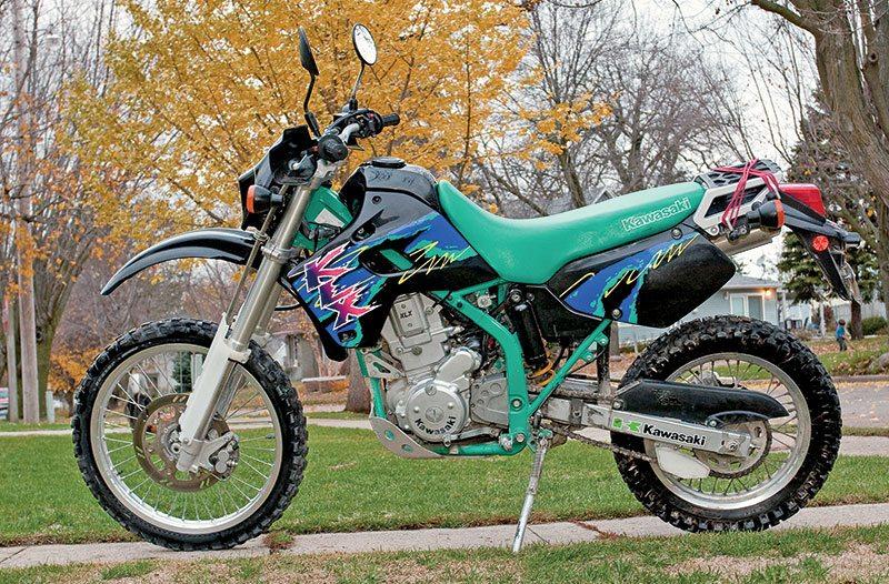 1994 Kawasaki KLX650
