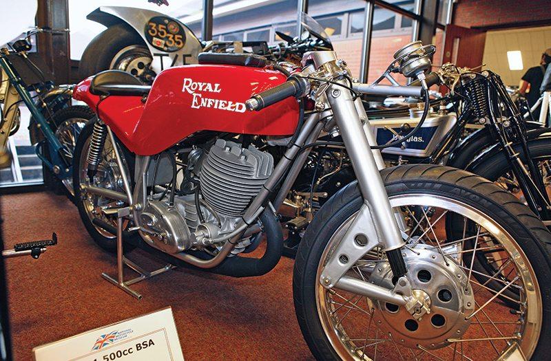 1965 250cc Royal Enfield GP5