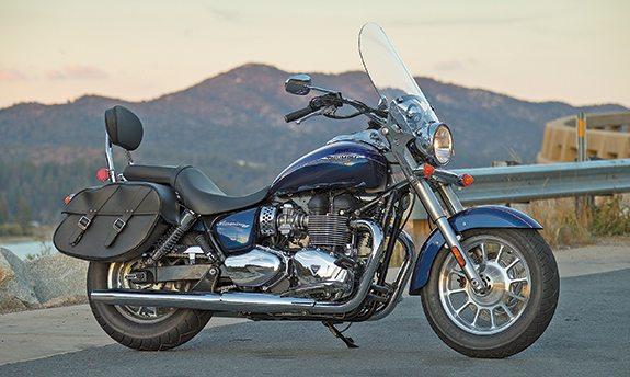 2014 Triumph America LT | Rider Magazine