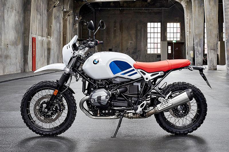 2017 BMW R nineT Urban G/S