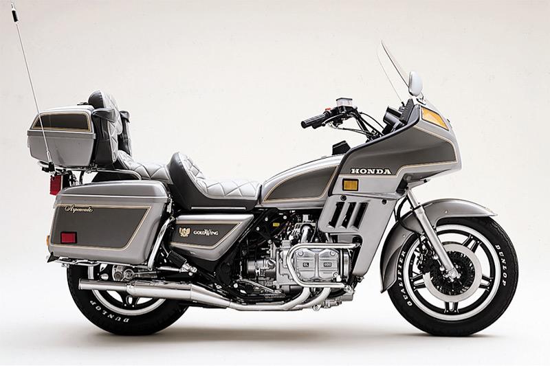 1982 Honda Gold Wing GL1100 Aspencade