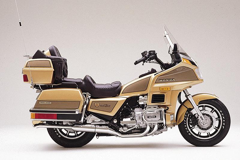 1985 Honda Gold Wing GL1200 LE