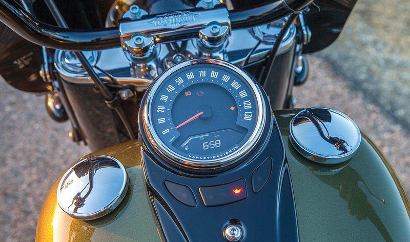 2018 Harley Heritage Classic