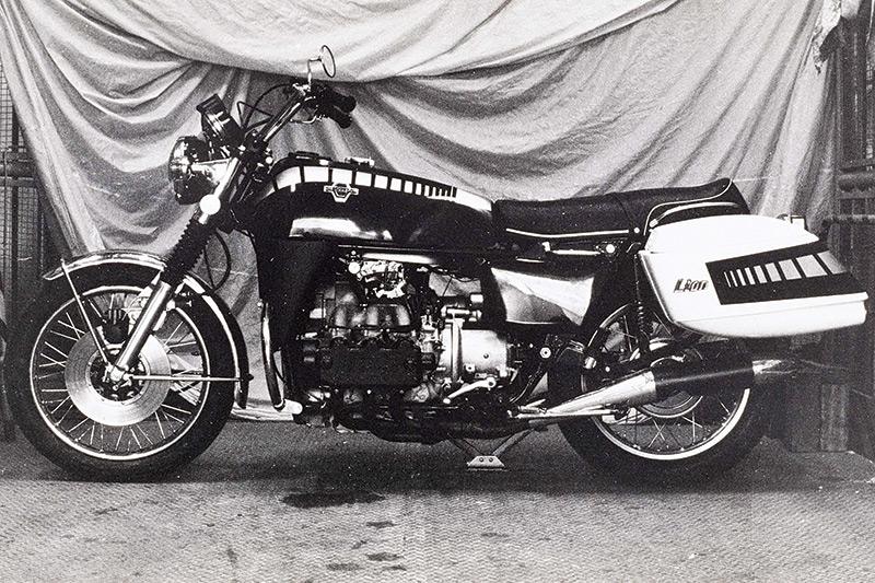 Honda M1 Prototype