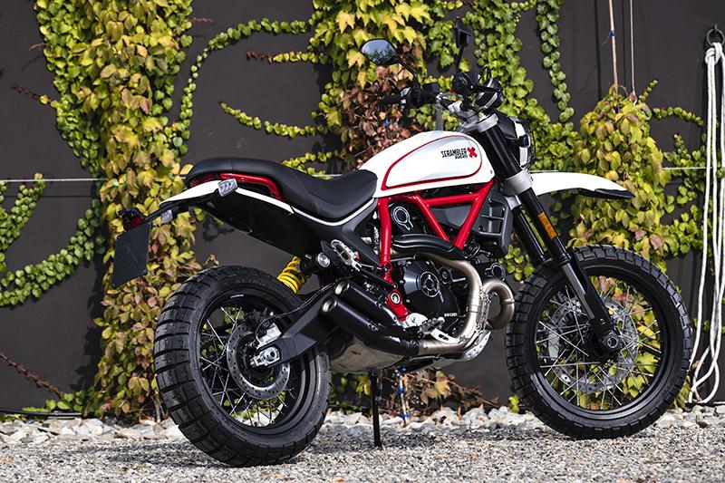 2019 Ducati Scrambler Desert Sled
