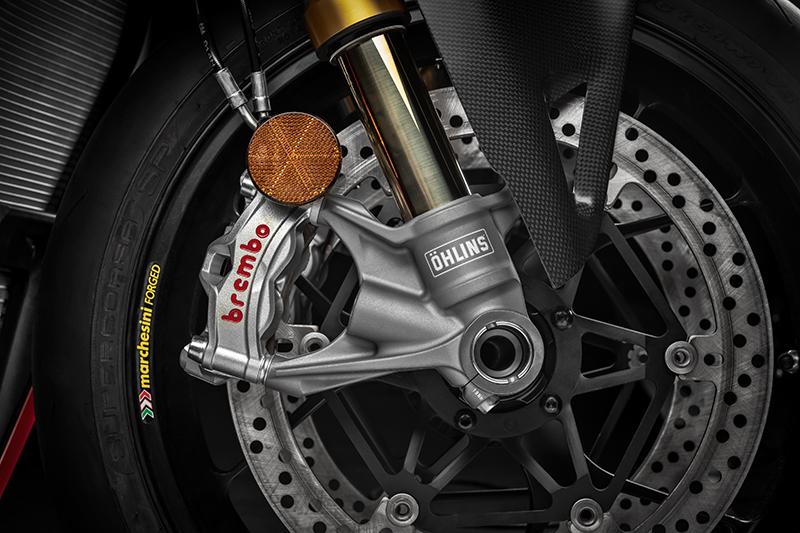2019 Ducati Panigale V4 R wheel
