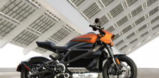 2020 Harley-Davidson LiveWire electric motorcycle. Image courtesy Harley-Davidson.