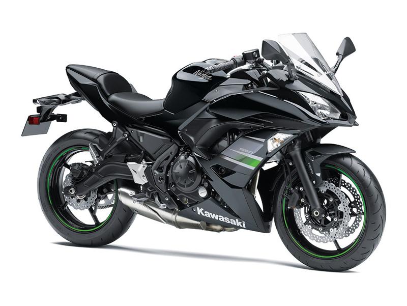 2019 Kawasaki Ninja 650.