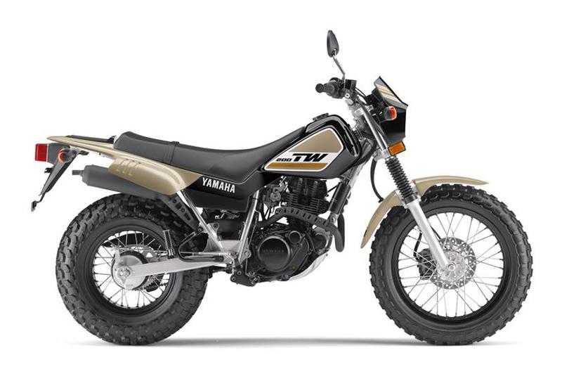 2019 Yamaha TW200.