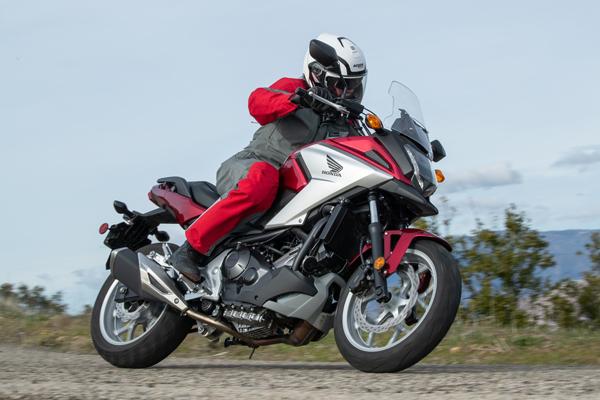 2018 Honda Nc750x Road Test Review Rider Magazine