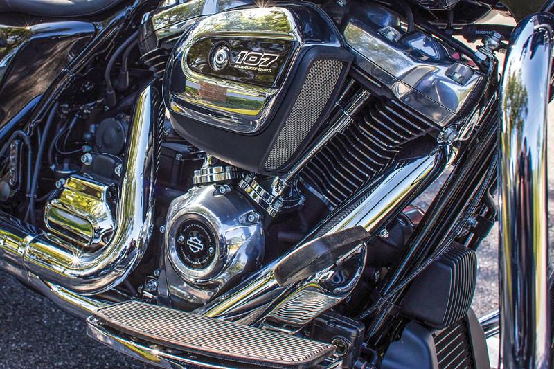 2019 Harley-Davidson FLHT Electra Glide Standard