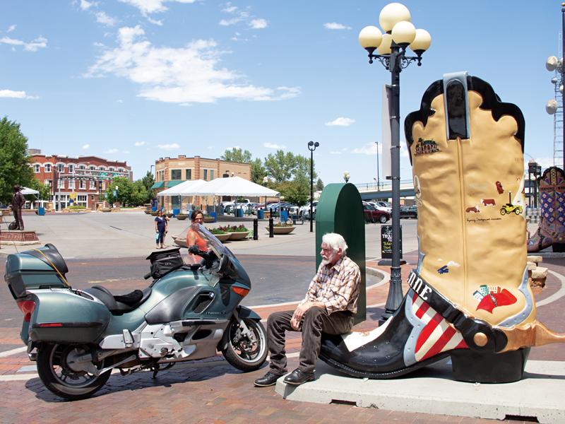 Cheyenne Wyoming boots