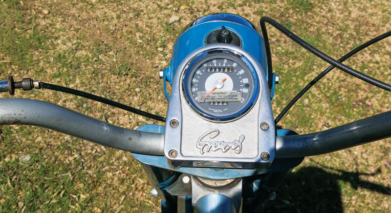 1965 Greeves 24TFS Trail 250