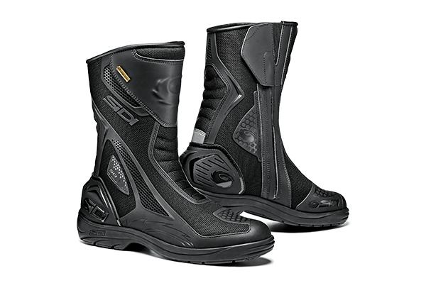 Sidi Aria Gore-Tex men's motorcycle boots