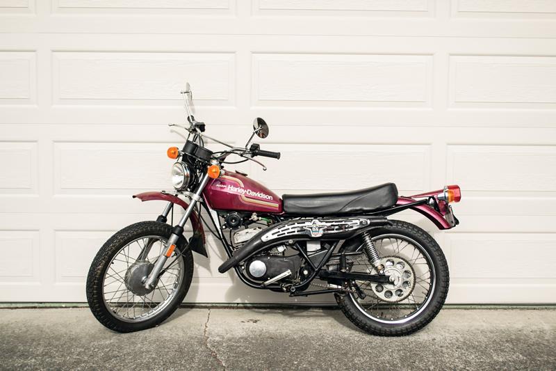 Retrospective 1975 1978 Harley Davidson Aermacchi Sxt 125 Rider Magazine