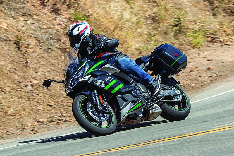 2020 Kawasaki Ninja 1000SX Review