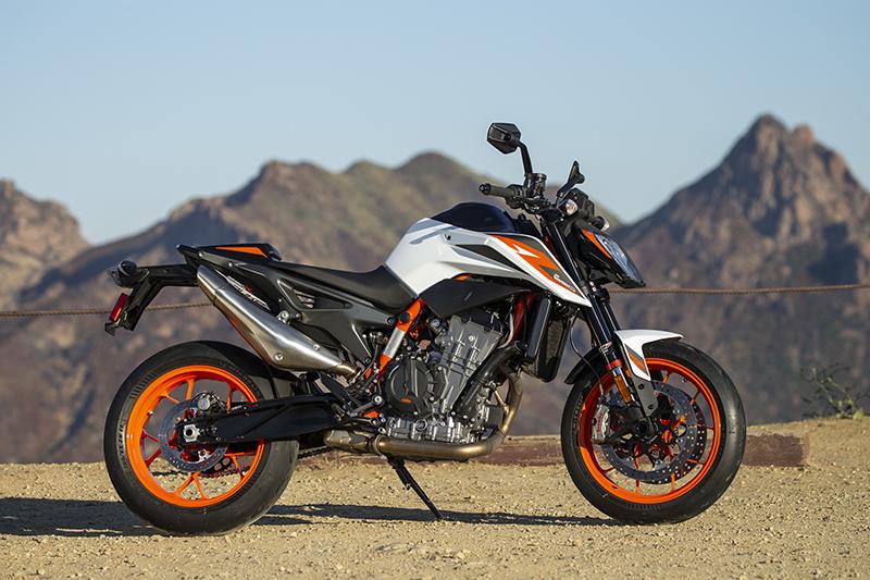2020 KTM 890 Duke R Price