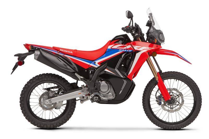 2021 CRF300L Rally