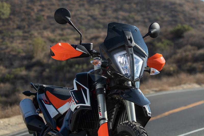 2020 KTM 790 Adventure R Road Test Review