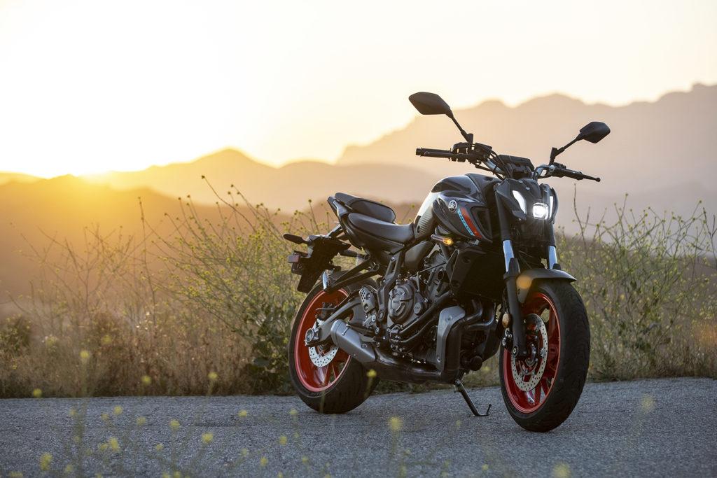 2021 Yamaha MT-07 | Rider Test