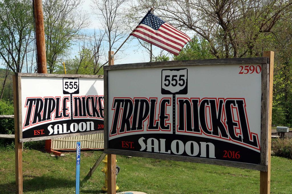 Riding Ohio's Triple Nickel