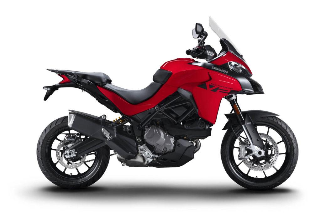 2022 Ducati Multistrada V2 review